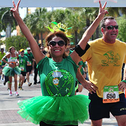 shamrockrunwomanfinisher